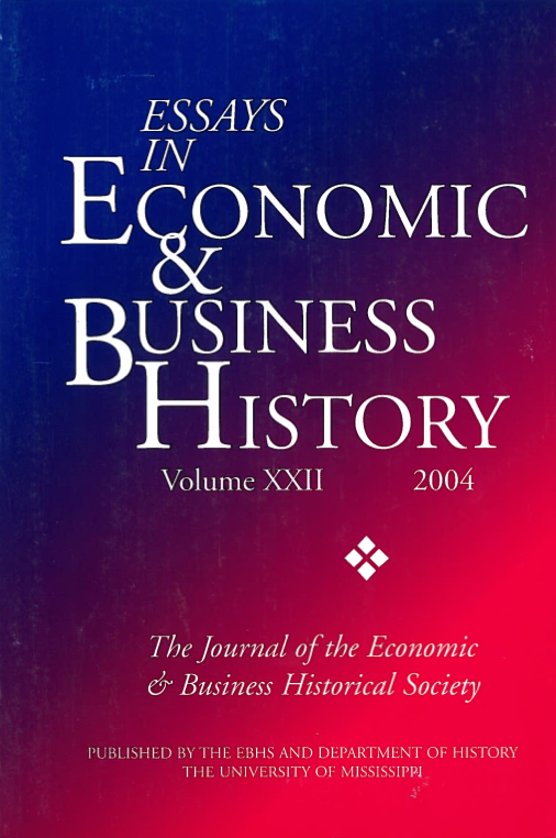 Essays in Economic & Business History 2004