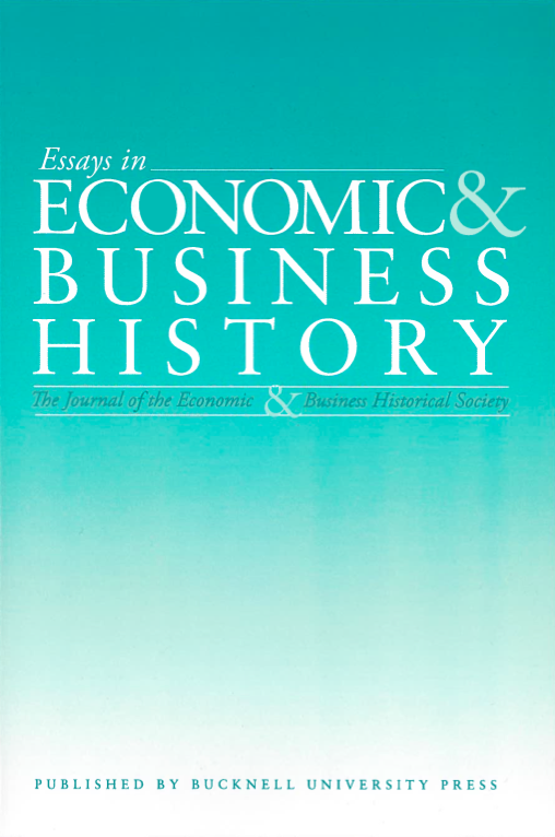 Essays in Economic & Business History 2010