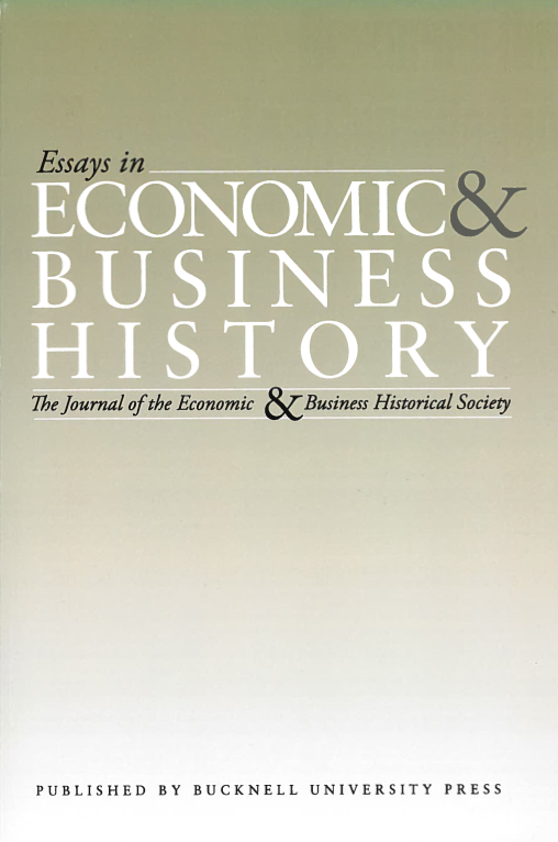 Essays in Economic & Business History 2011